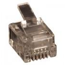 MODULARPLUG RJ11 6P/4C