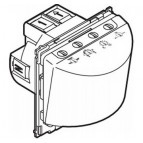 OPUS66 PIR INDSATS 230V