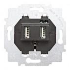 USB-OPLADER DOBB. INDSATS 5V