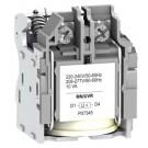 SPOLE MN 125VDC NSX100-630