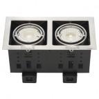 DL-222 ISO 2X6W DIM LED BS