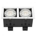 DL-222 ISO 2X6W DIM LED HV