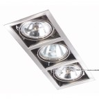 BASE 3 ISO 3x15W LUXA LED BS