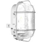 SKOTLAMPE M/GITTER LED 9W/840