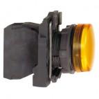 LAMPE ORANGE M/LED 24V XB5AVB5