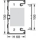 KANALBUND BRA 70132/1 N