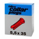 PLUGS KP 5,5X30MM-100 LILLA