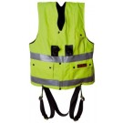 OX-ON HIVIZ VEST M/KVIKSPÆNDER